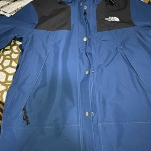 The north face Blue Jacket Mountain